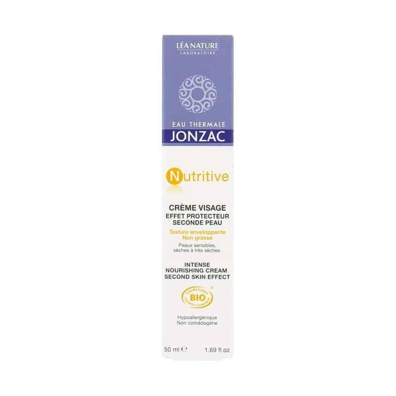 Jonzac Nutritive Crème Visage Effet Protecteur 50ml