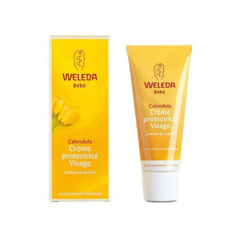 Weleda Bébé Crème Protectrice Visage 50ml