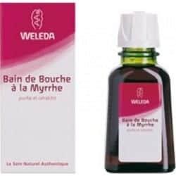 Weleda Bain de Bouche à la...