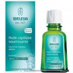 Weleda Huile Capillaire...
