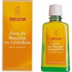 Weleda Huile de Massage au Calendula 100ml