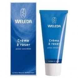 Weleda Homme Crème à Raser 75ml
