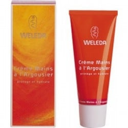 Weleda Creme Mains protectrice à l'Argousier 50ml