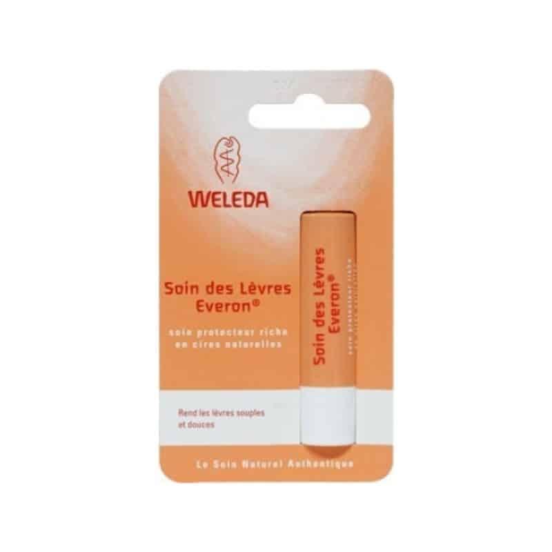 Weleda Soin des Lèvres Everon 4g