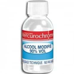 Mercurochrome Alcool Modifié 90 Vol. 100ml