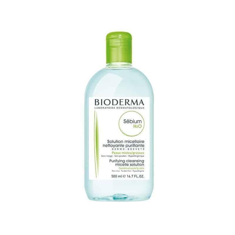 Bioderma Sébium H2O Solution Micellaire 500ml