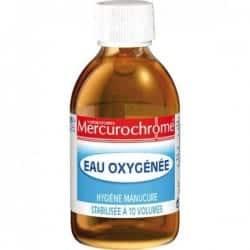 Mercurochrome Eau Oxygénée...