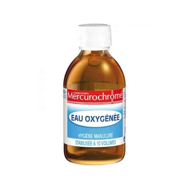 Mercurochrome Eau Oxygénée 200ml