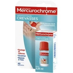 Mercurochrome Pansement...
