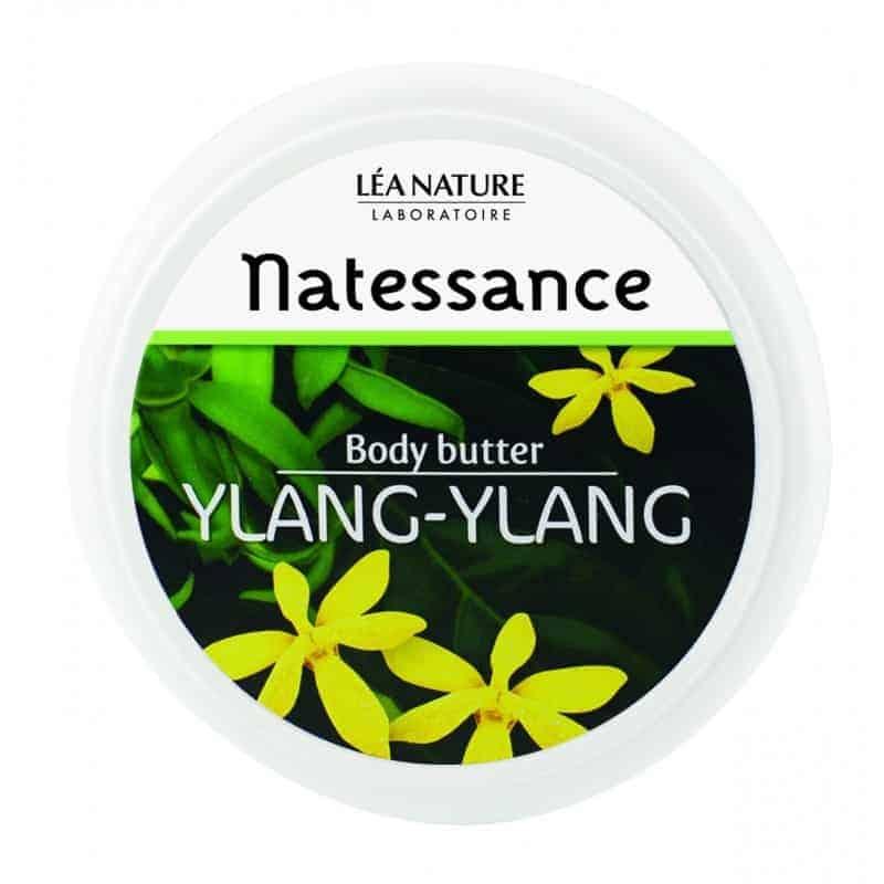 Natessance Body Butter Ylang-Ylang Beurre Corporel 200ml