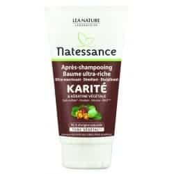 Natessance Après-shampooing Karité 150ml