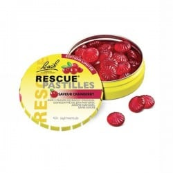 Rescue Pastilles Saveur...