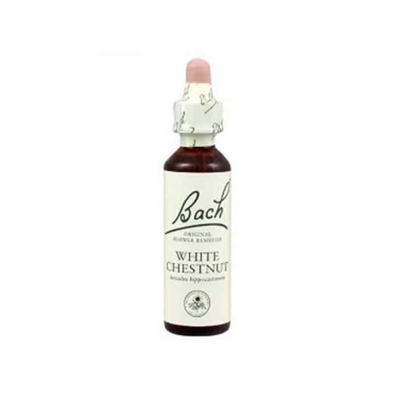 Fleurs de Bach 35 White Chestnut - Marronnier Blanc 20ml
