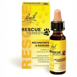 Rescue Remedy Pets Gouttes 10ml