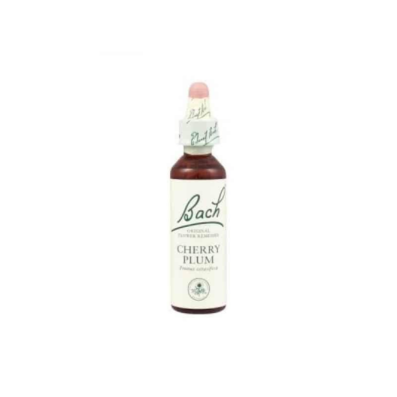 Fleurs de Bach 06 Cherry Plum - Prunus 20ml