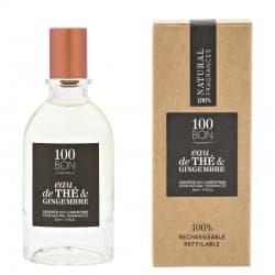 100 BON Concentré Eau de Thé & gingembre 50ml