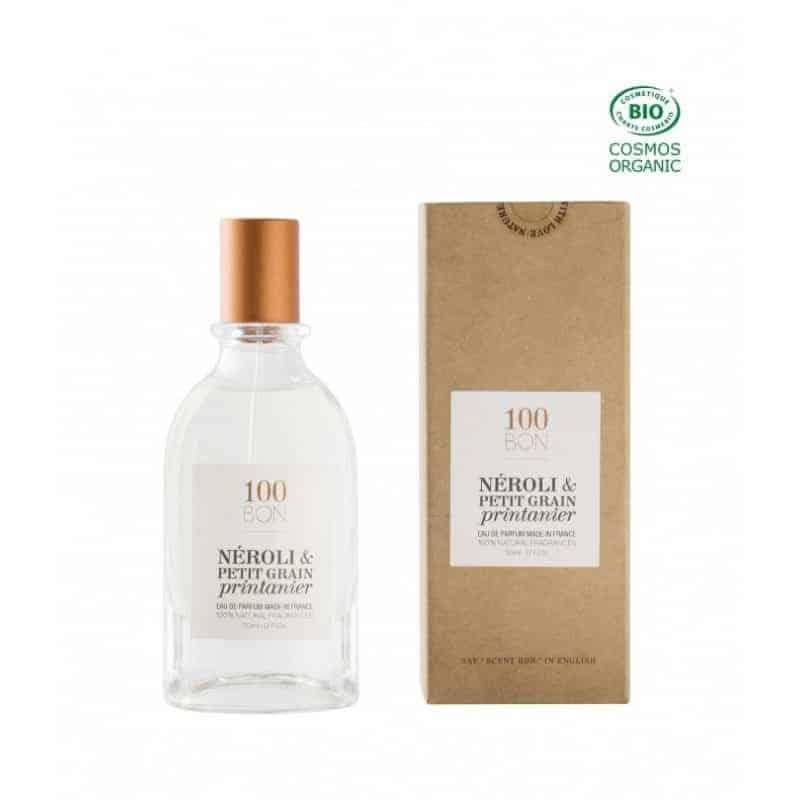 100 BON Eau de Parfum Néroli & Petit Grain Printanier 50ml