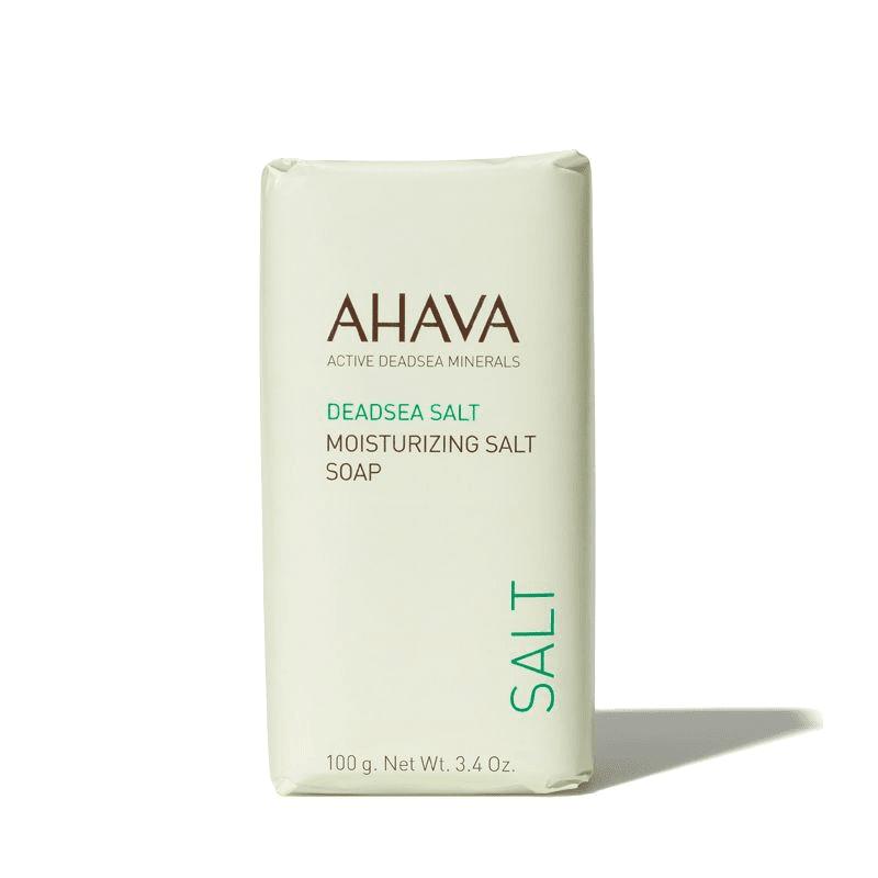 Ahava Deadsea Salt Savon Hydratant aux Sels Minéraux 100g