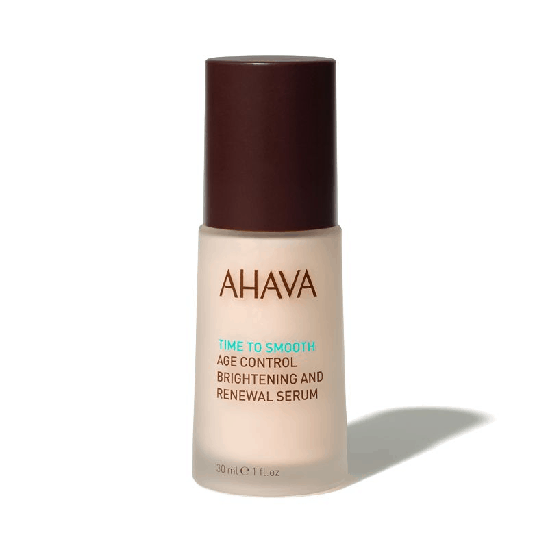 Ahava Time To Smooth Sérum Anti-âge Eclat 30ml