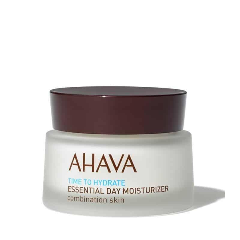 Ahava Time To Hydrate Crème Hydratante Jour peaux mixtes 50ml