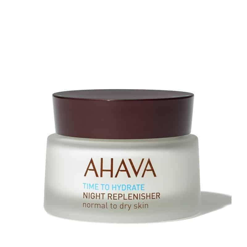 Ahava Time To Hydrate Soin de Nuit Régénérant 50ml