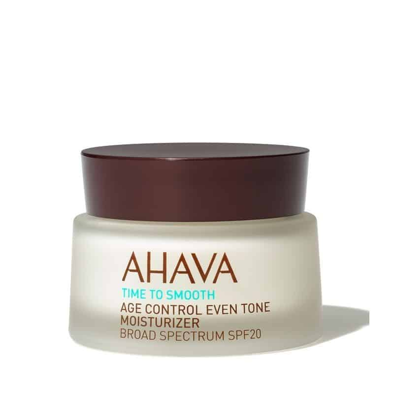 Ahava Time To Smooth Soin Hydratant Anti-âge IP20 50ml