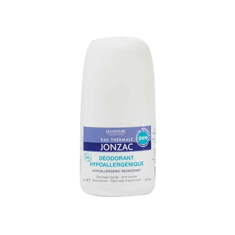 Jonzac Rehydrate Déodorant Hypoallergénique 24h 50ml