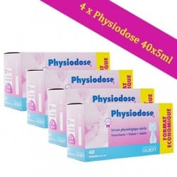 4x Physiodose Sérum...