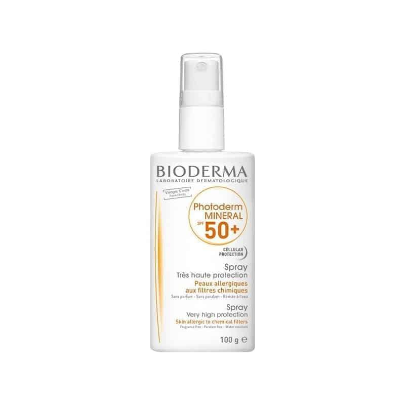 Bioderma Photoderm Minéral SPF50+ Spray 100g