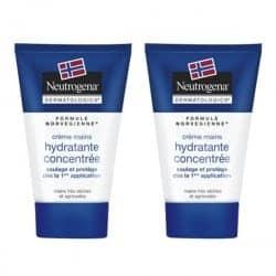 Neutrogena Crème Mains Concentrée Lot de 2 x 50ml