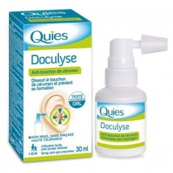 Quies Doculyse Cérumenolytique 30ml