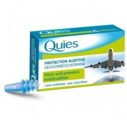 Quies Protection Auditive EarPlanes Adulte boite de 1 paire
