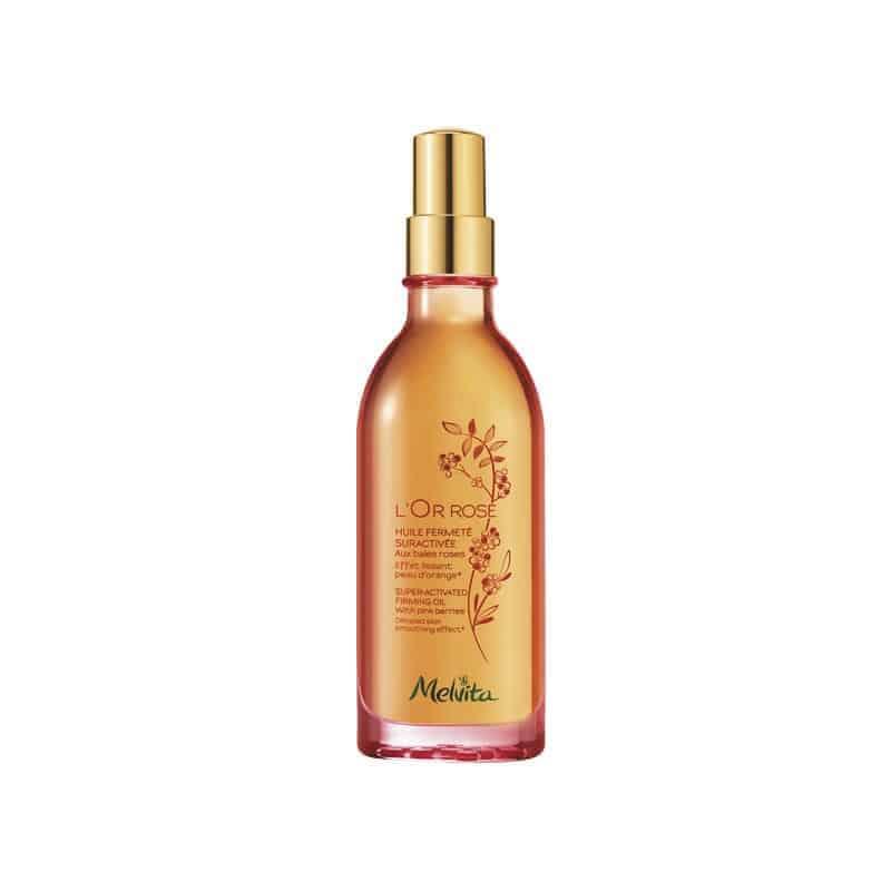 Melvita L'Or Rose Huile Fermeté Suractivée Spray 100ml