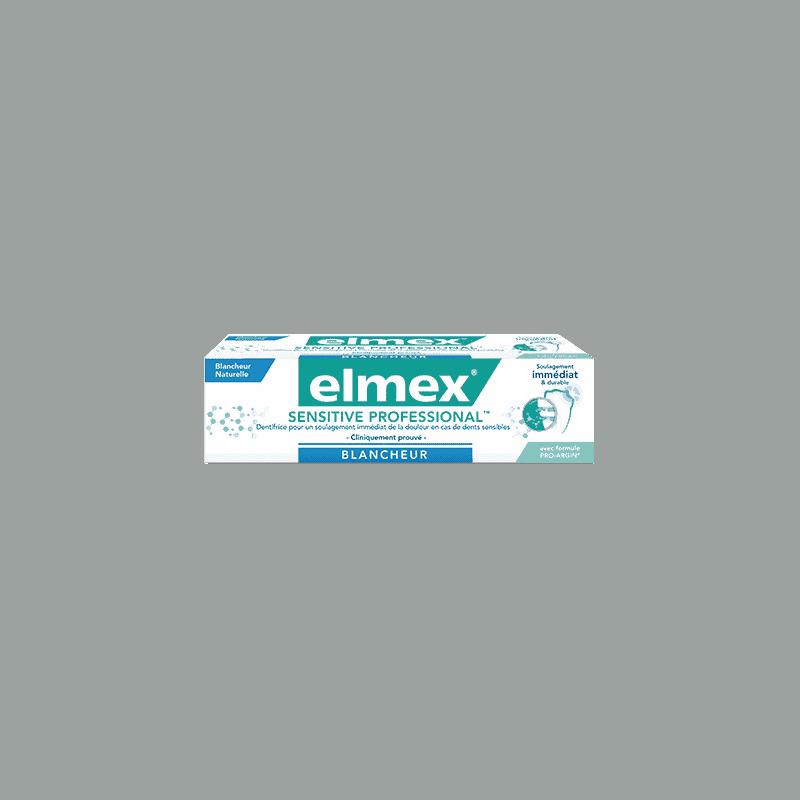 Elmex Sensitive Professional Dentifrice Blancheur 75ml
