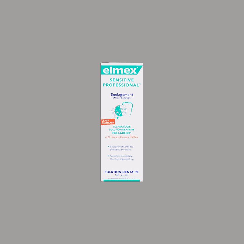 Elmex Sensitive Professional Bain de Bouche 400ml