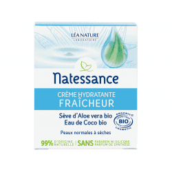 Natessance Crème Hydratante...