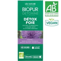 Biopur Détoxine Détox Foie 200ml