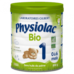 Physiolac Bio lait 1er Age...
