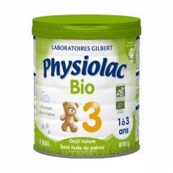 Physiolac Bio lait 3eme Age...