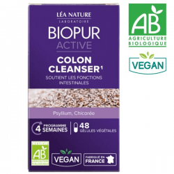 Biopur Active Colon Cleanser 48 gélules