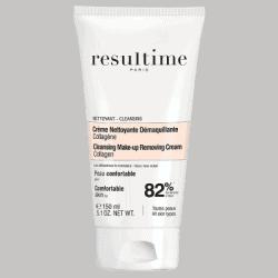 Resultime Crème nettoyante Démaquillante Collagène 150ml