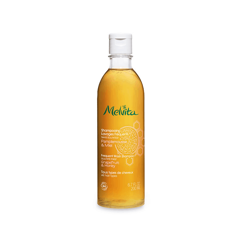 Melvita Shampooing Lavage Fréquent 200ml