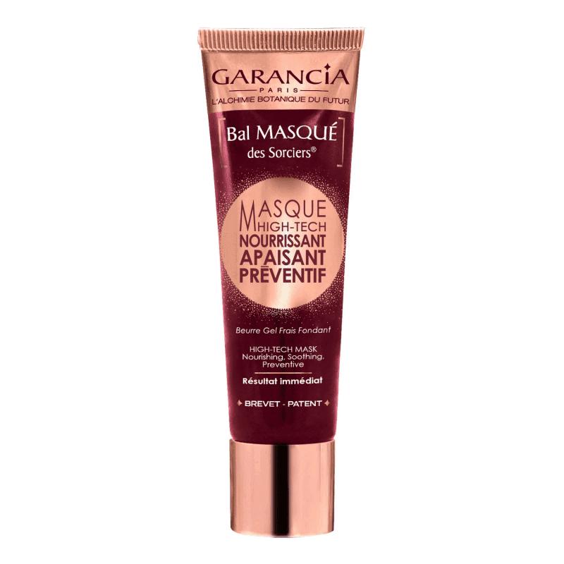 Garancia Bal Masqué Masque High-Tech Apaisant et Nourrissant 25ml