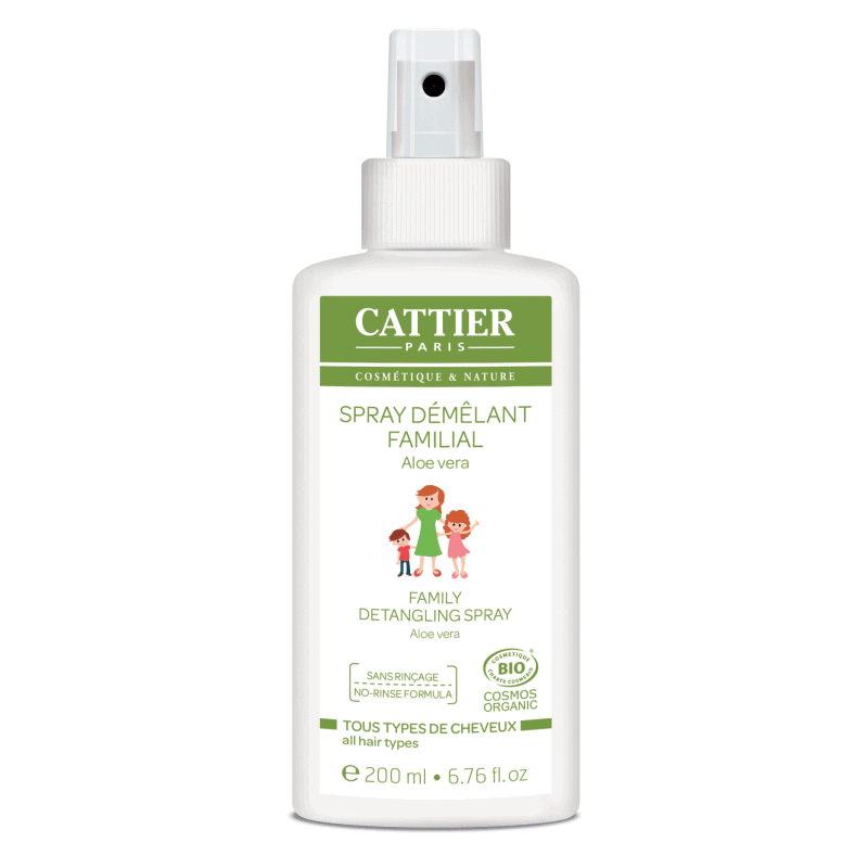 Cattier Spray Démêlant Familial 200ml