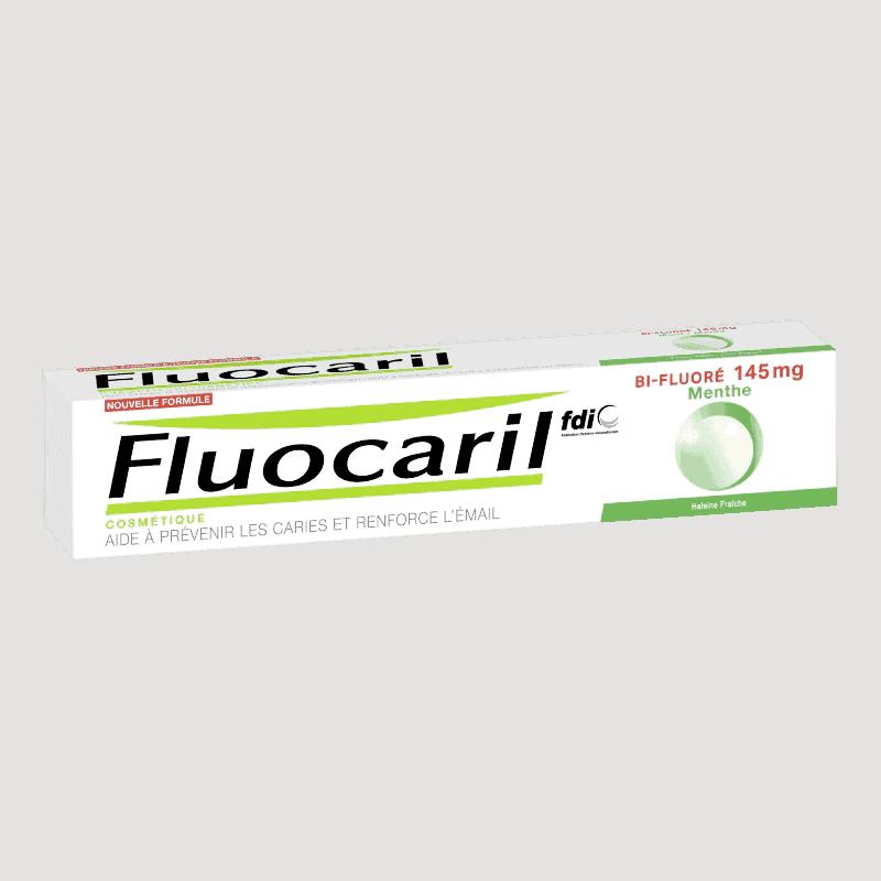 Fluocaril Dentifrice Bi-Fluoré Menthe 145mg 75ml
