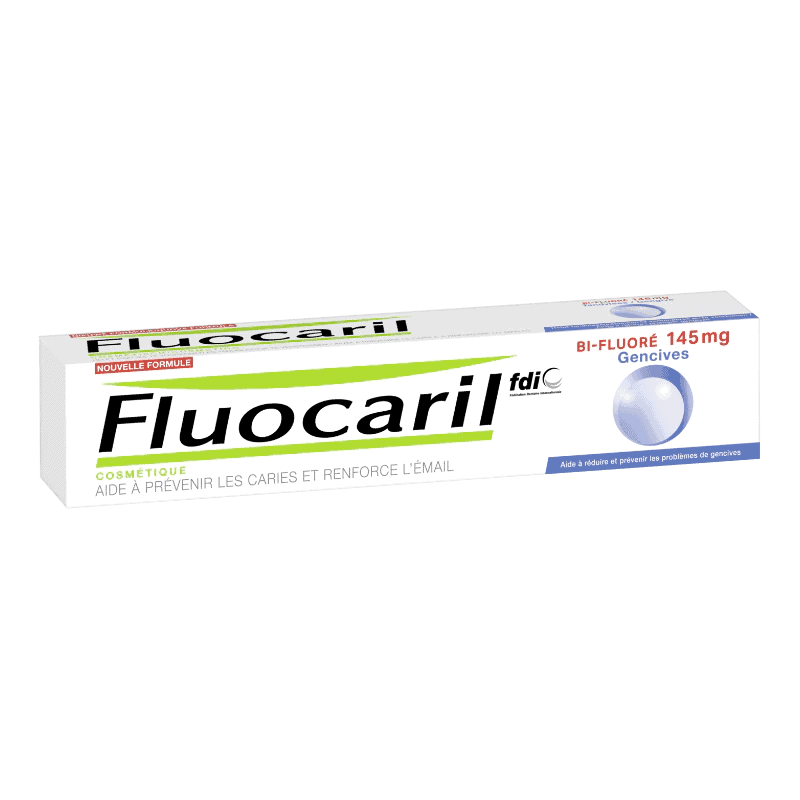 Fluocaril Dentifrice Bi-Fluoré Gencives 145mg 75ml