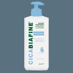 Cicabiafine Baume Corporel Hydratant Quotidien 400ml