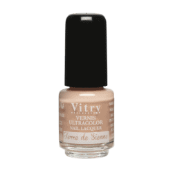 Vitry Vernis à Ongles Terre de Sienne 4ml