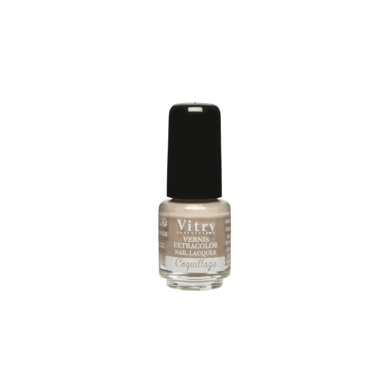 Vitry Vernis à Ongles Coquillage 4ml