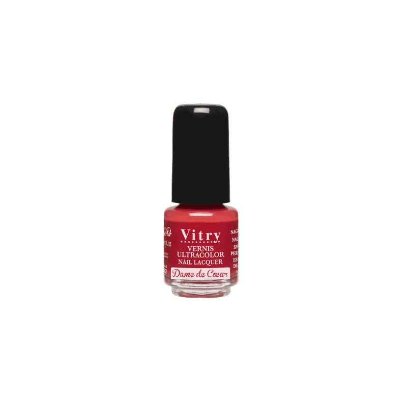 Vitry Vernis à Ongles Dame de coeur 4ml